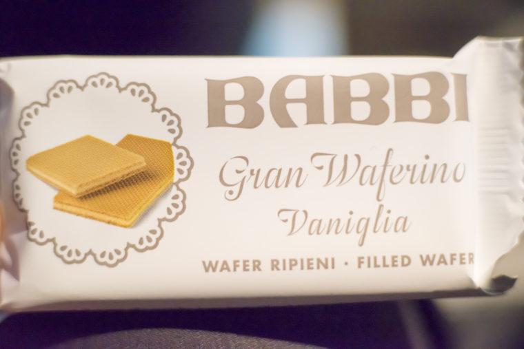 BABBIチョコレートウエハースバニラ