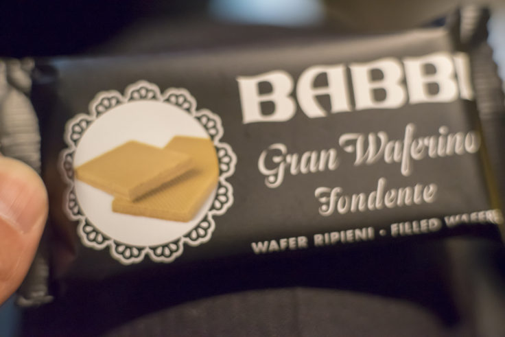 BABBIチョコレートウエハースチョコレート