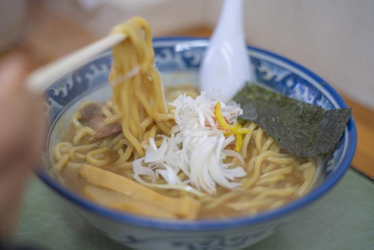 麺屋六根中華そばリフトアップ