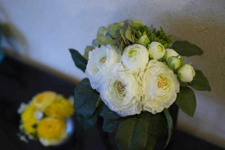 cafe茶蔵の花