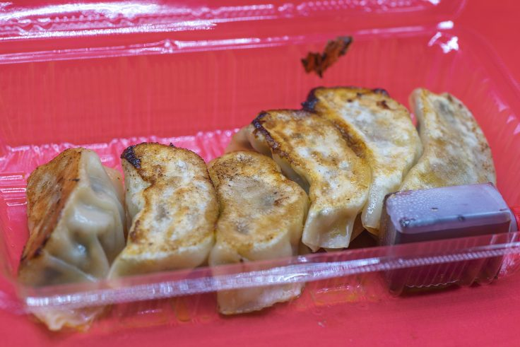 市場バルの花椒餃子