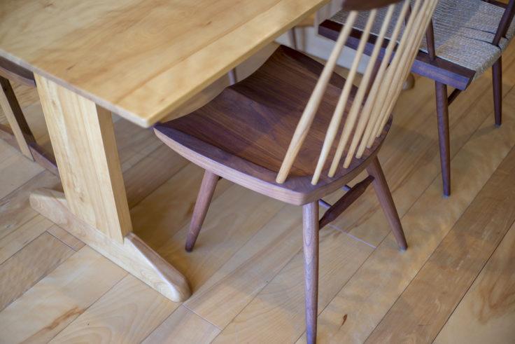 桜製作所の椅子