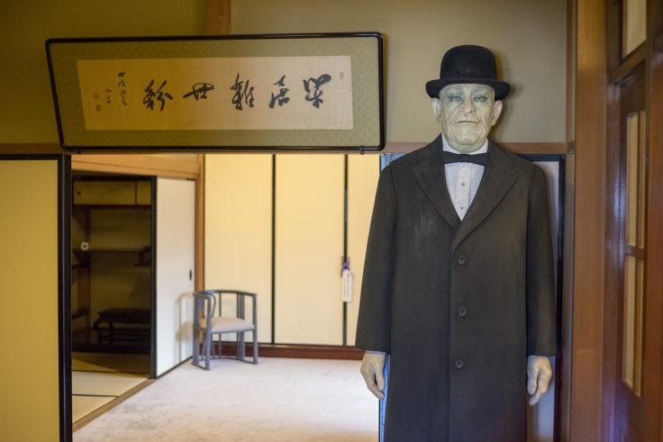 四谷シモンの人形