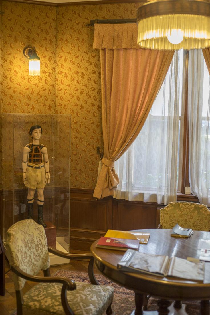 淡翁荘の迎賓室2