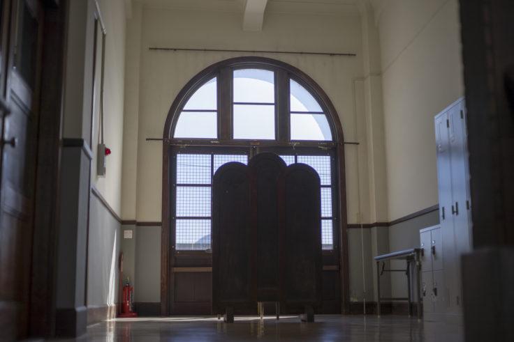 鎌田共済会郷土博物館2階