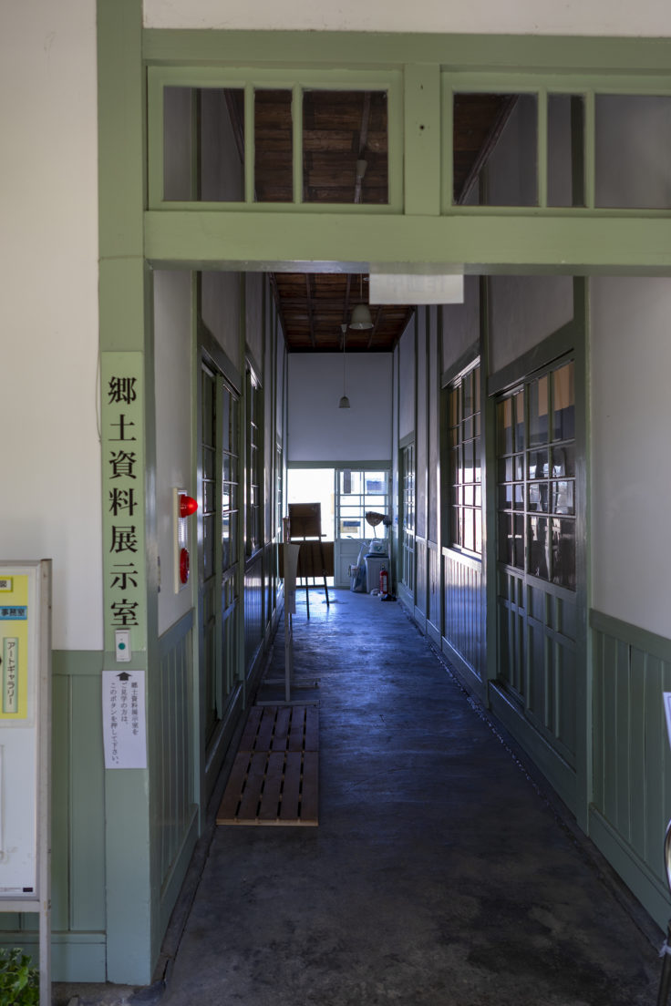 池戸公民館入口