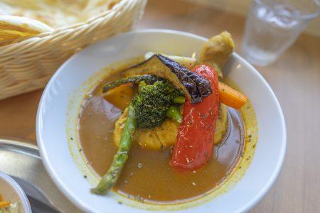スーリャのスープカレー