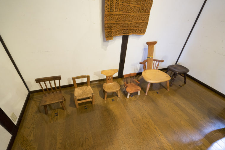 竹下賢一椅子作品2