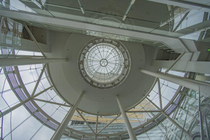 マリタイムプラザのドーム