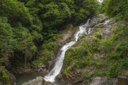 塩江不動の滝