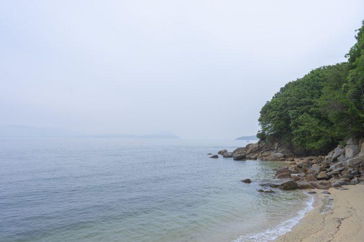 竹居観音岬から見た瀬戸内海2
