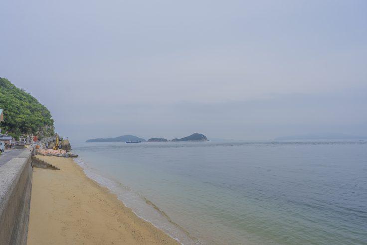 竹居観音岬から見た瀬戸内海3