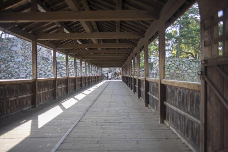 高松城鞘橋
