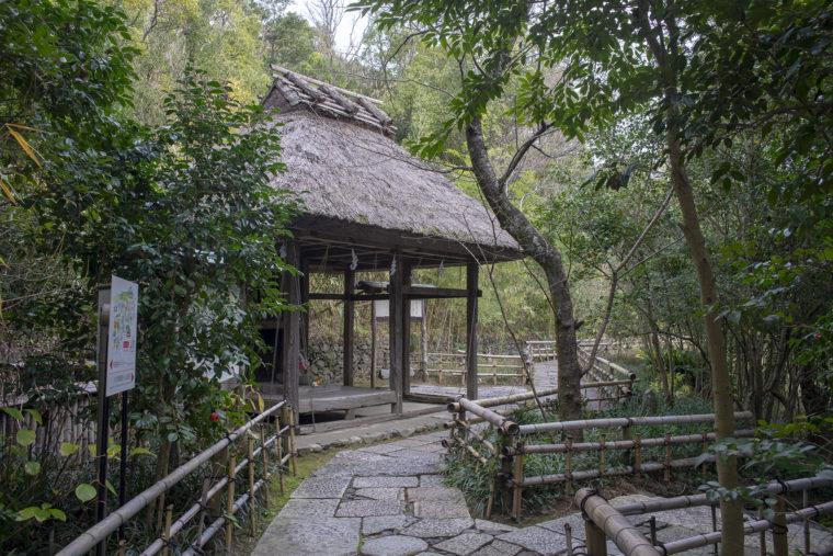 四国村茶堂