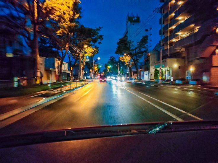 OPPO Reno5 Aで撮る夜景スナップ10