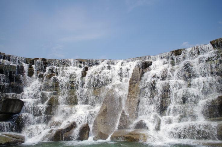 まんのう公園昇竜の滝