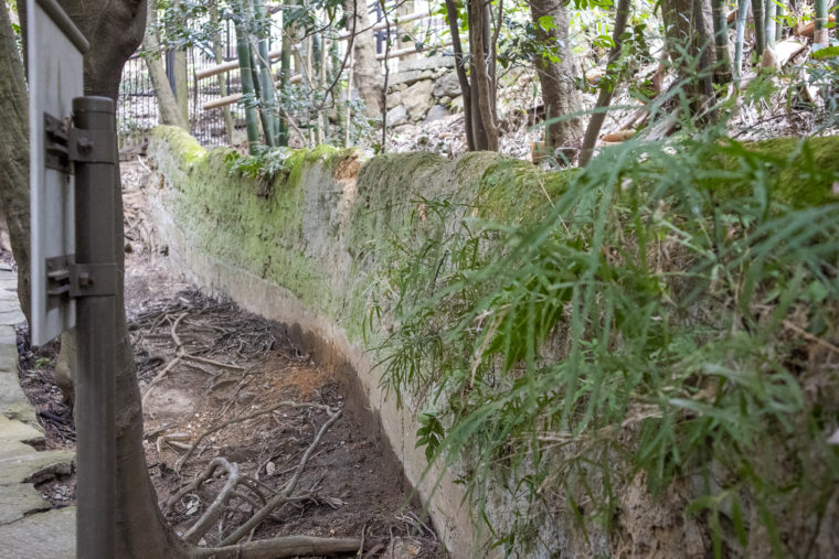 小豆島の猪垣