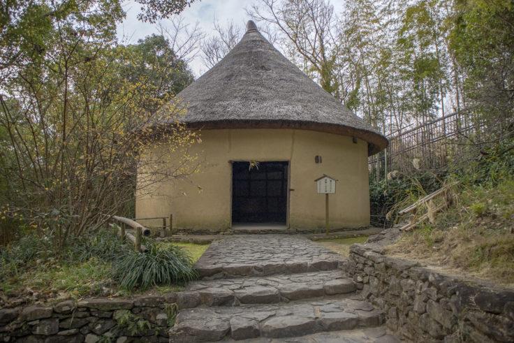 四国村砂糖〆小屋