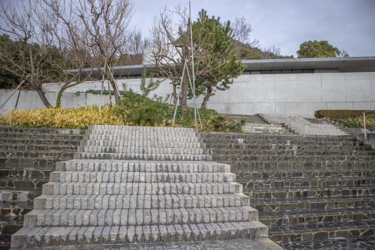 安藤忠雄「水景庭園」5