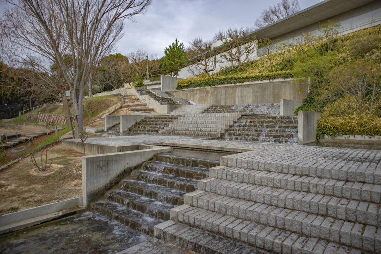 安藤忠雄氏の「水景庭園」11