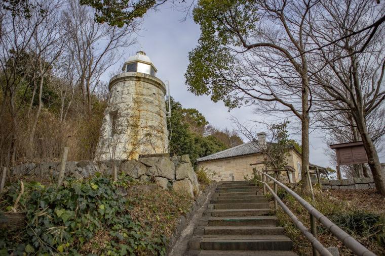 四国村大久野島灯台