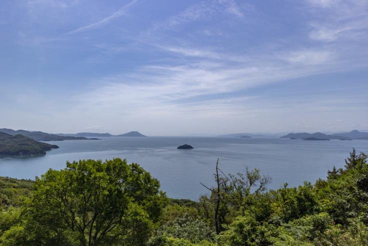豊島から見た瀬戸内の景色3
