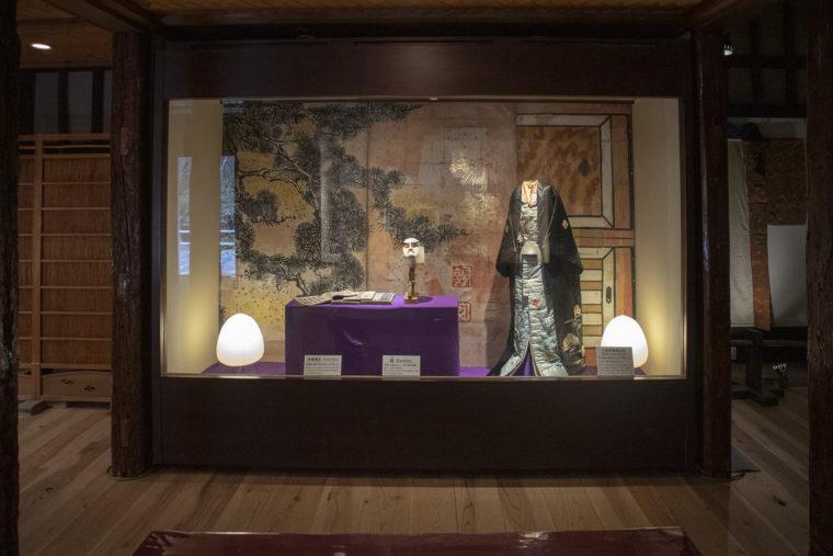 旧丸亀藩御用蔵人形浄瑠璃