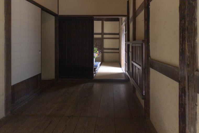 旧丸亀藩斥候番所内部2