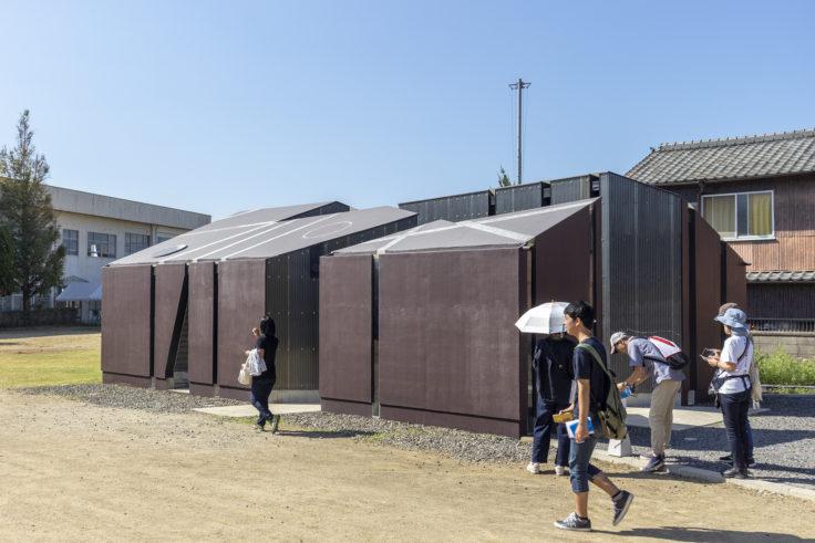 伊吹島「トイレの家」
