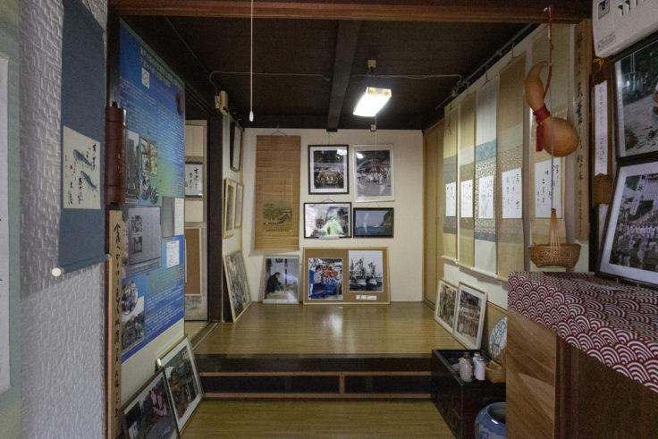 伊吹島写真家のおばあちゃんの玄関