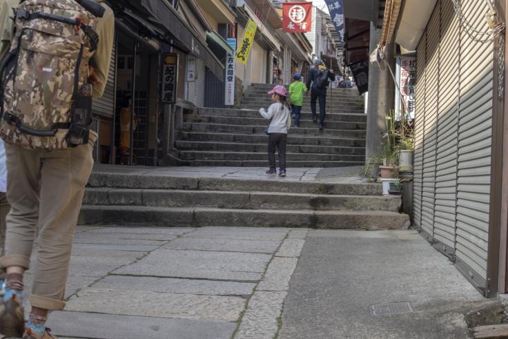 こんぴらさん階段4