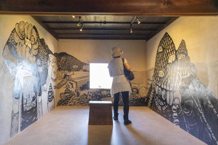 伊吹島「壁」3