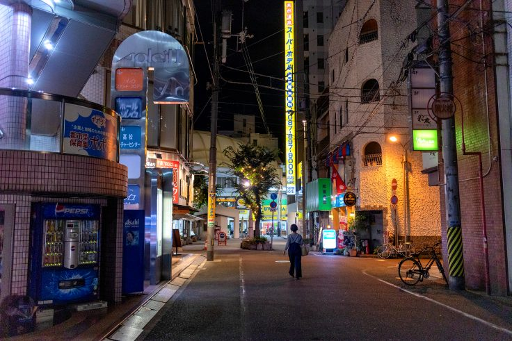 高松市夜景スナップ