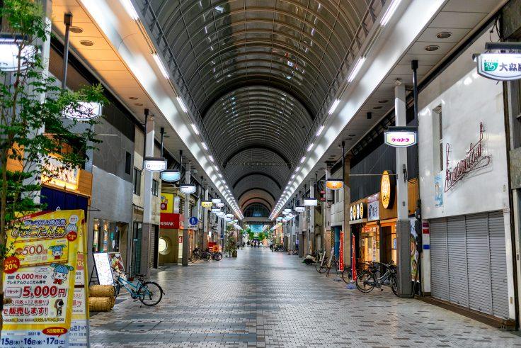 高松市夜景スナップ15兵庫町