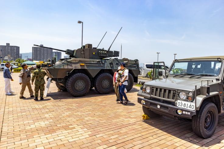 サンポート自衛隊戦車