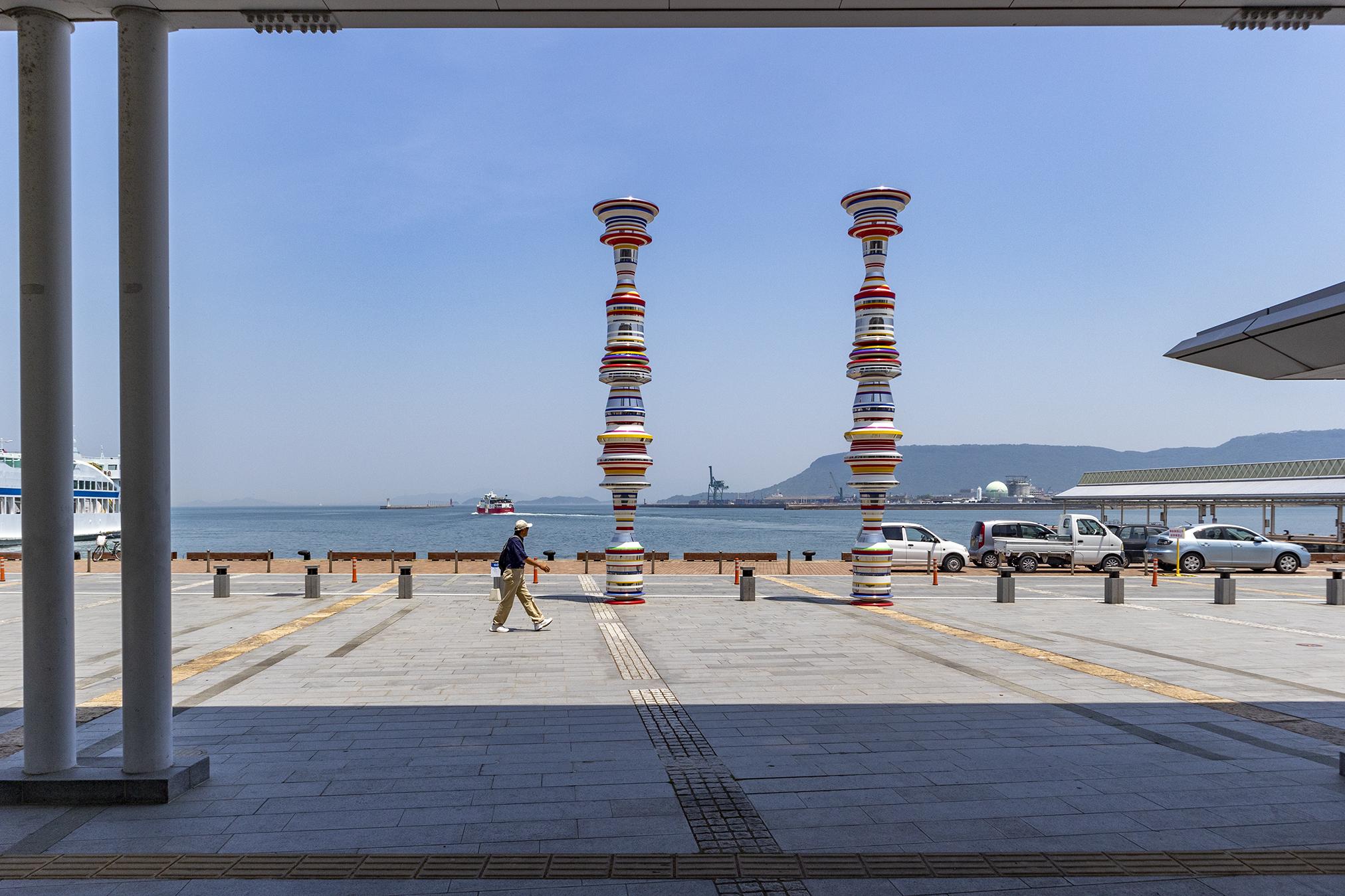 瀬戸内国際芸術祭2019!「高松港周辺」編