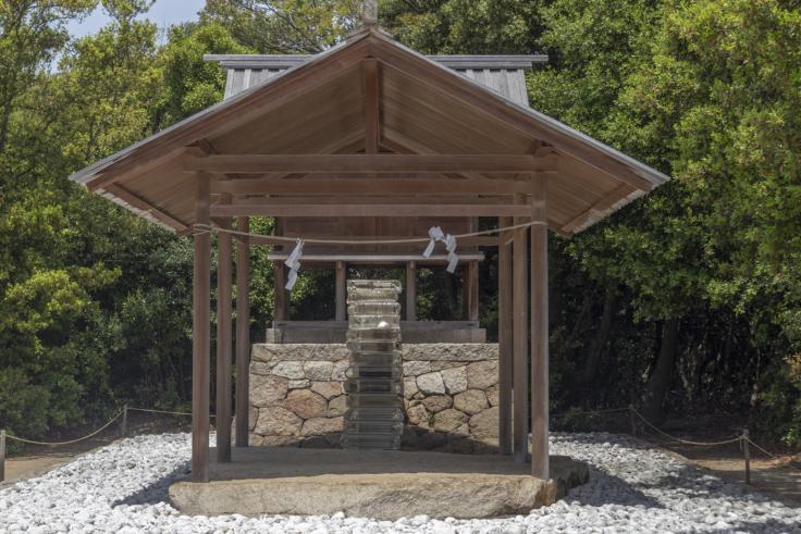 「護王神社 / アプロプリエイトプロポーション」杉本博司
