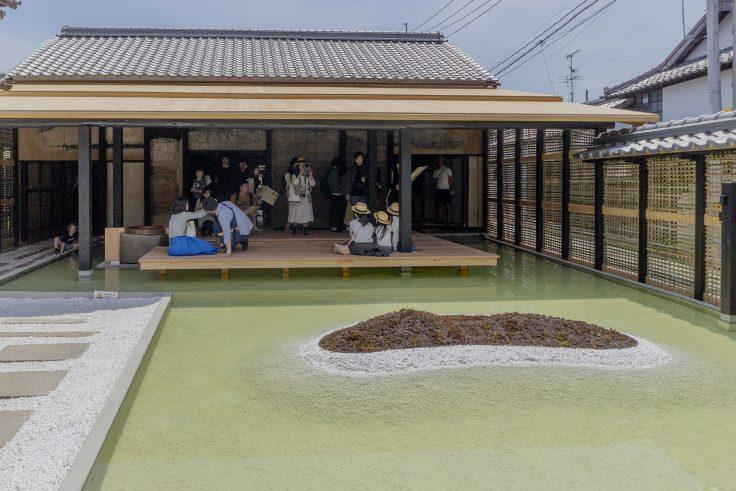 『The Naoshima Plan 2019 「水」』三分一博志
