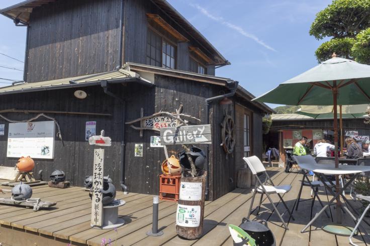 直島の飲食店2