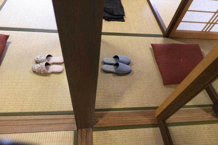 「レボリューション/ワールドラインズ」アリシア・クヴァーデ「スリッパ」