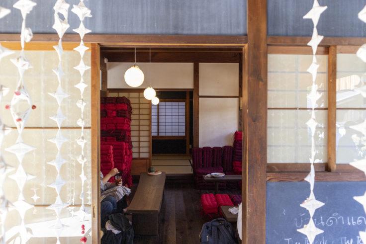 笠島地区のカフェ2