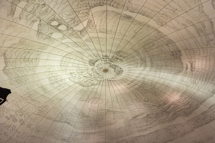 「大岩島2」大岩オスカール天井
