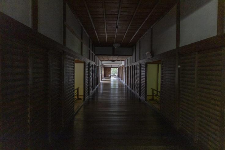 南禅寺方丈廊下