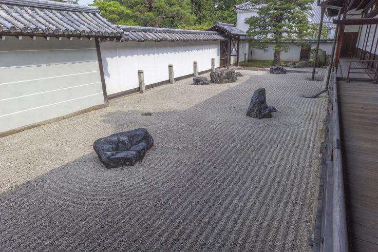 南禅寺小方丈庭園「如心庭」