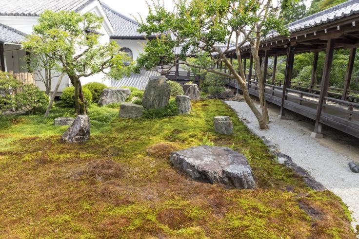 南禅寺六道庭