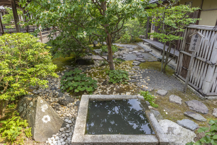 南禅寺の庭園2