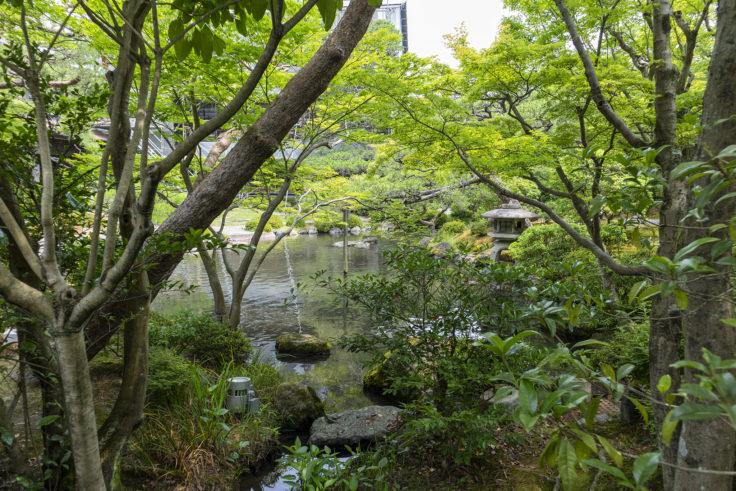 白河院庭園4