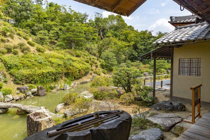 智積院庭園3