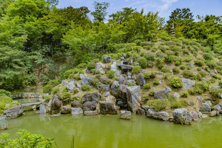 智積院庭園4