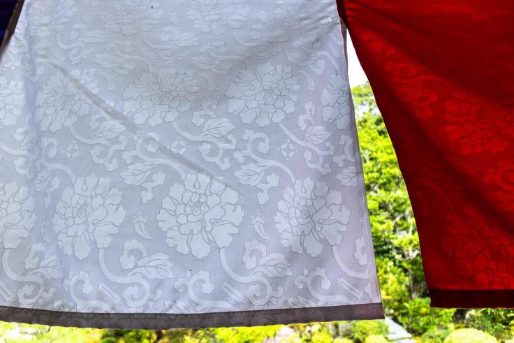 智積院の布